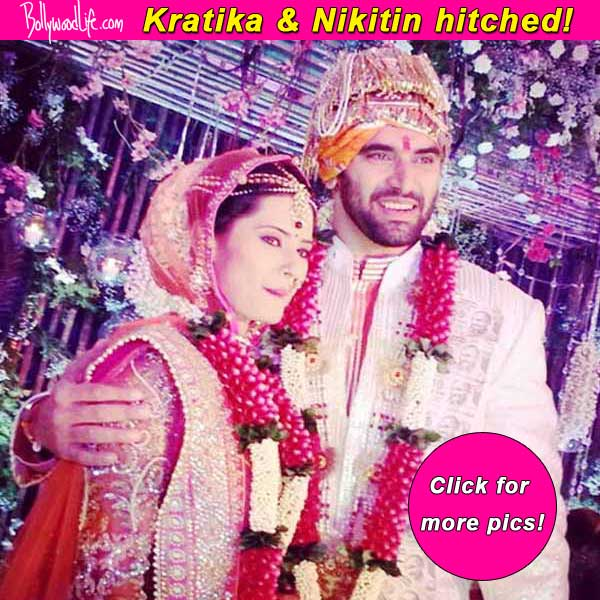 Nikitin Dheer and Kratika Sengar finally hitched – view pics!