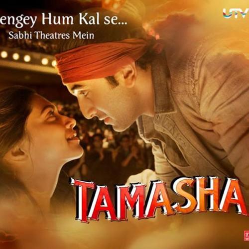 New poster of 'Tamasha' released - Tamasha Photo Gallery ...