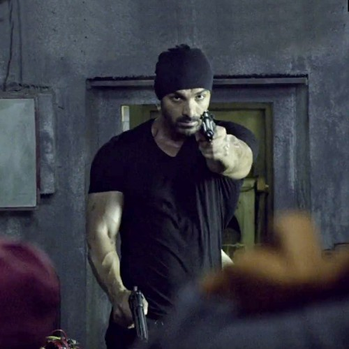 John Abraham And Diya Chalwad Make Rocky Handsome