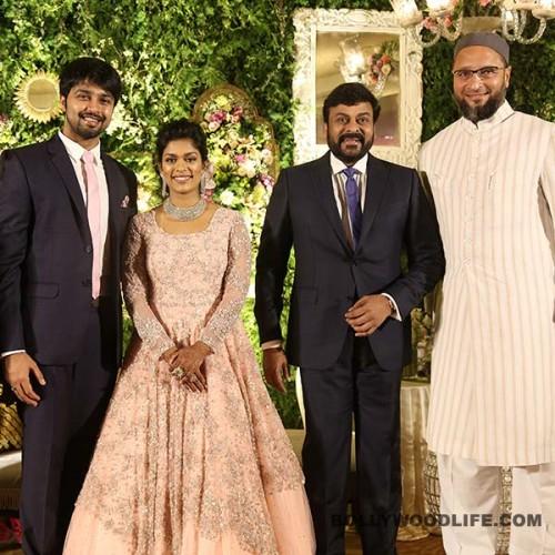 Exclusive Pics Of Chiranjeevi S Daughter Sreeja S Wedding