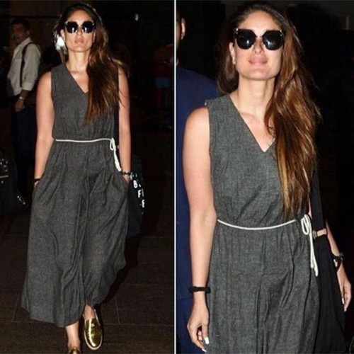 impressive kareena kapoor casual outfit pictures