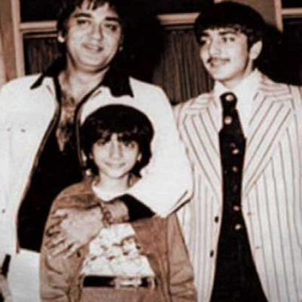 Image result for sunil dutt with sanjay dutt bollywood life