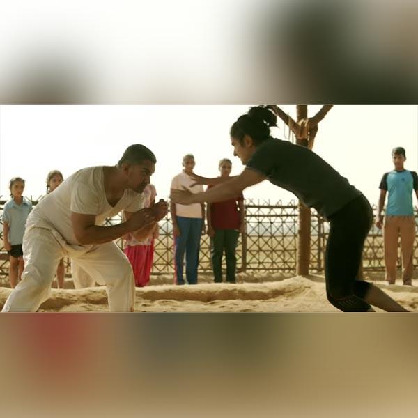 6 Captivating Stills From Aamir Khan's Dangal Trailer