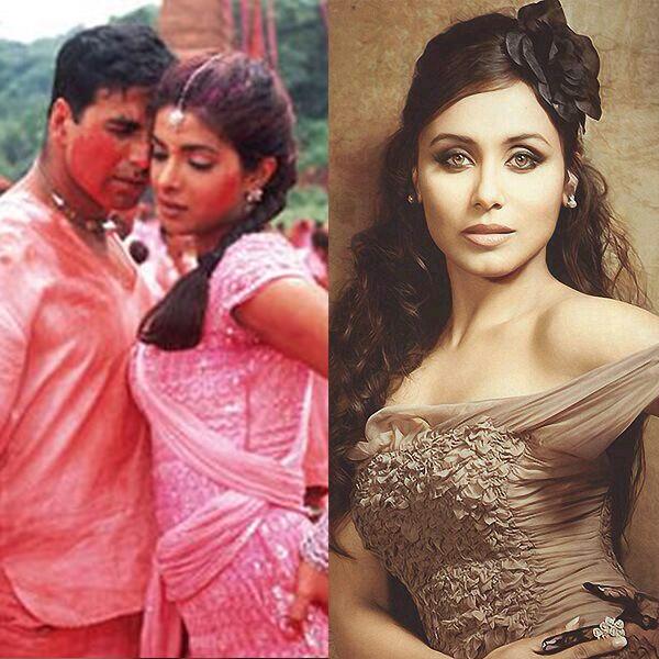 Rani Mukerji: Films th...