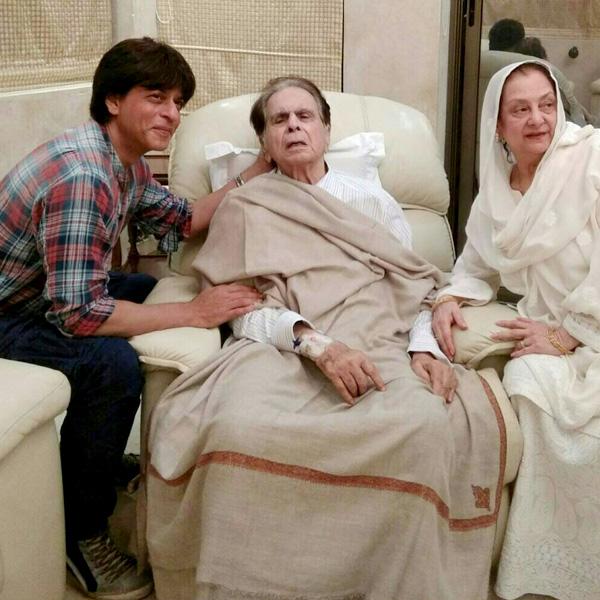 K Asif And Dilip Kumar Sister Shah Rukh Khan ...