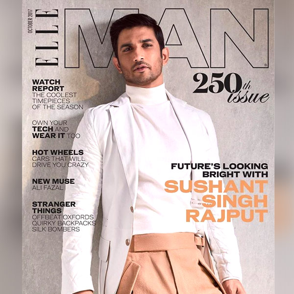 Sushant Singh Rajput S Latest Instagram Picture Is Going: Sushant Singh Rajput's Dapper Avatar In His New Photoshoot