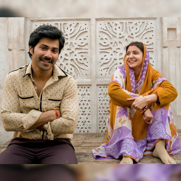 Sui Dhaaga First Look Out! Varun Dhawan And Anushka Sharma